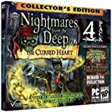 Nightmares From The Deep 4-Pack Jc