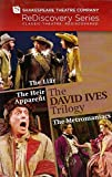 img - for The David Ives Trilogy: The Liar / The Heir Apparent / The Metromaniacs (Shakespeare Theatre Company Rediscovery) by David Ives (2015-06-17) book / textbook / text book