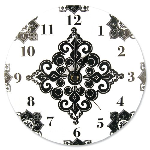Trend Lab Wall Clock, Versailles front-635365