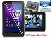 SVP® Dual Core 9.0-inches Android 4.1.1 Tablet PC with Google Play Store by SVP