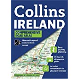 Comprehensive Road Atlas Irelandby Collins
