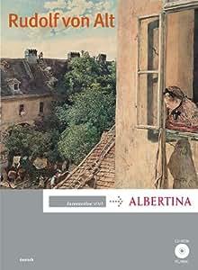 Rudolf von Alt in der Albertina Wien, 1 CD-ROM Für PC u. Mac