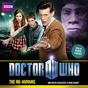 Doctor Who: The Nu-Humans Radio/TV Program