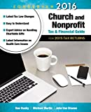 Zondervan 2016 Church and Nonprofit Tax and Financial Guide: For 2015 Tax Returns (Zondervan Church and Nonprofit Tax Financial Guide)