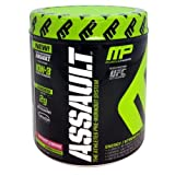 Muscle Pharm Assault Raspberry Lemonade (New) .64 lbs