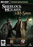 echange, troc Sherlock Holmes: La Nuit des Sacrifiés