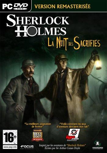 Sherlock Holmes : La Nuit des Sacrifies Remastérisée