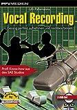 Vocal Recording [2 DVDs]