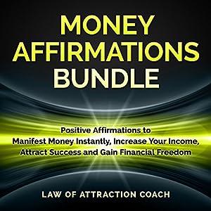 Money Affirmations Bundle Speech