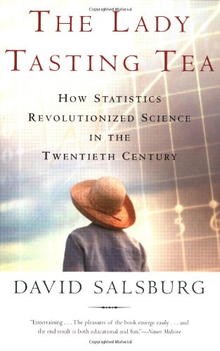 The lady tasting tea: how statistics revolutionized science
