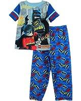 Lego Batman DC Super Heroes Boys Pajamas