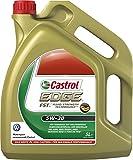 Castrol EDGE FST 5W-30 Synthetic Engine Oil - 5L Bottle (German Label)