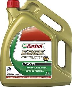 castrol edge engine oil 5w 30 5l german label. Black Bedroom Furniture Sets. Home Design Ideas