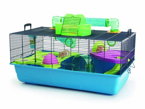Lixit Animal Care Savic Hamster Heaven Metro Cage 51Ts 2B8NOjvL
