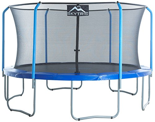 SKYTRIC-Trampoline-with-Top-Ring-Enclosure-System-equipped-with-the-EASY-ASSEMBLE-FEATURE