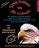 img - for THE CONUNDRUM OF ASSETS & MONEY (259 TRILLION VS 5 TRILLION - Why America Is Far From Bankrupt, Money Out Of Thin Air Explained, The Workings Of Our Banks... Book 1) book / textbook / text book