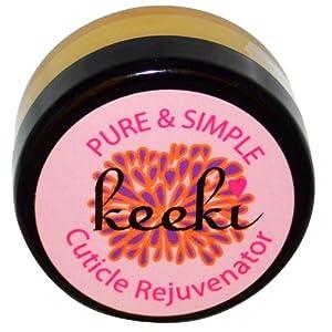 Keeki Pure & Simple Cuticle Rejuvenator, .35 Fluid Ounce by Keeki Pure & Simple