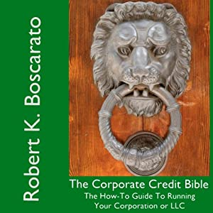 The Corporate Credit Bible Audiobook