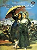 img - for Iberia and Espa a: Two Complete Works for Solo Piano (Dover Music for Piano) book / textbook / text book