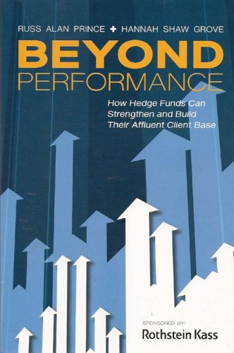 Beyond Performance: How Hedge Funds Can Strengthen and Build Their Affluent Client Base