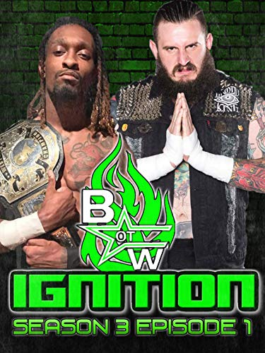 Best of the West Wrestling Ignition Season 3 Episode 1