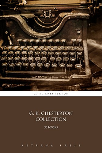 gk chesterton essays G k chesterton was one of the dominating figures of the london literary he also wrote several critical essays about the proper form and chesterton, g k.