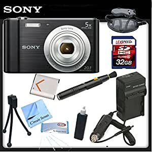 Amazon.com : Sony Cybershot Compact Digital Camera DSC ...