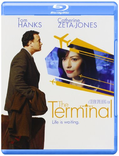 Blu-ray : The Terminal (, Dubbed, Widescreen, Sensormatic)