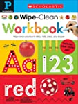 Scholastic Early Learners: Wipe Clean...