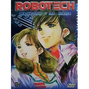 Robotech, Macross : La Saga - L'Intégrale, Coffret 6 DVD (36 épisodes)