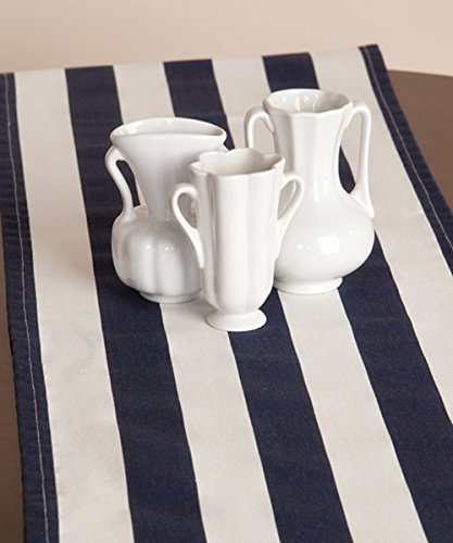 blue striped table runners buy online blue striped table run