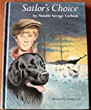 Sailor's choice (0060210672) by Natalie Savage Carlson