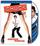 Chuck: Complete Second Season [DVD] [Import]