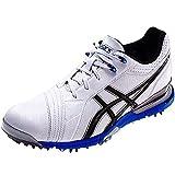 アシックス ASICS ゴルフシューズ TGN907 ホワイト×ブラック 27.5cm