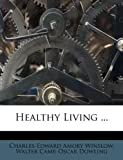 img - for Healthy Living ... book / textbook / text book
