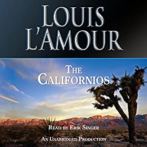The Californios Audiobook