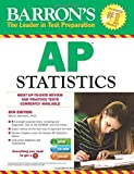 img - for Barron's AP Statistics with CD-ROM, 8th Edition by Sternstein Ph.D. Martin (2015-01-01) Paperback book / textbook / text book