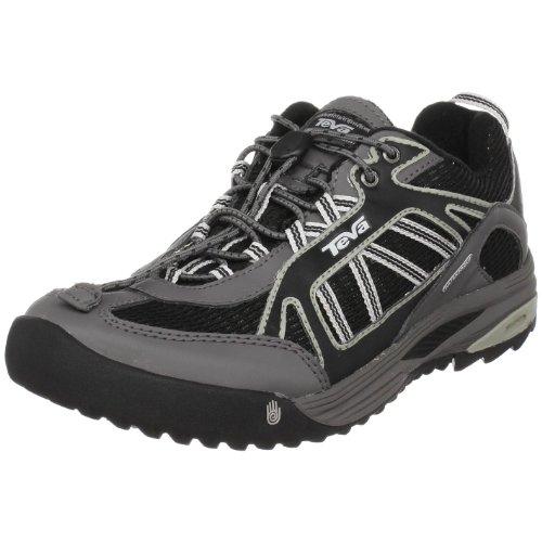 Teva Charge Waterproof Outdoor Shoe (Toddler/Little Kid/Big Kid),Black,3 M US Little Kid