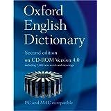 Oxford English Dictionary, 2nd Edition, Version 4.0 (Windows & Mac) ~ John Simpson