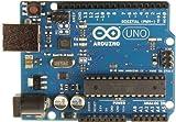 Arduino UNO R3 board with DIP ATmega328P
