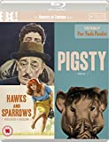 Hawks and Sparrows (1966) / Pigsty (1969) [Masters of Cinema] Limited Edition (Blu-ray)