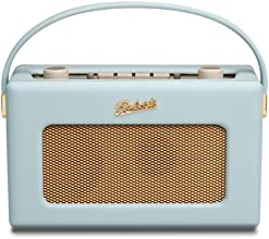 Roberts RD60 Revival DAB/FM RDS Digital Radio with Up to 120 Hours Battery Life - Duck Egg