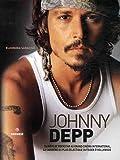 echange, troc Eleonora Saracino - Johnny Depp: Du rêve de rockstar au grand cinéma international, la carrière du plus éclectique outsider d'Hollywood