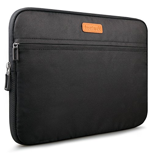 inateck 13 13 3 inch macbook air pro retina sleeve carrying case cover protective bag black. Black Bedroom Furniture Sets. Home Design Ideas