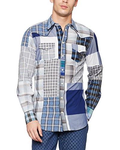 Dolce & Gabbana Hemd blau