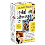 21st Century Herbal Slimming Tea, Caffeine Free, Honey Lemon, 24 ct.