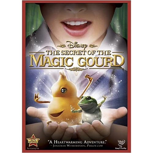 Walt Disney Pictures Chine] Le Secret de la Gourde Magique (2007) - Page 2 51TsVJHG1EL._SS500_