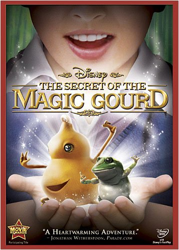 Cover art for  The Secret of the Magic Gourd