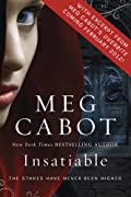 Insatiable by Meg Cabot cover image