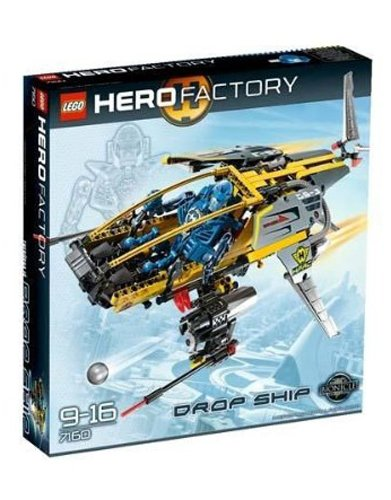 Lego Hero Factory Drop Ship